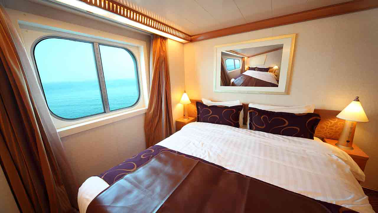 Cruise insider reveals trick to bagging cabin upgrade that WORKS