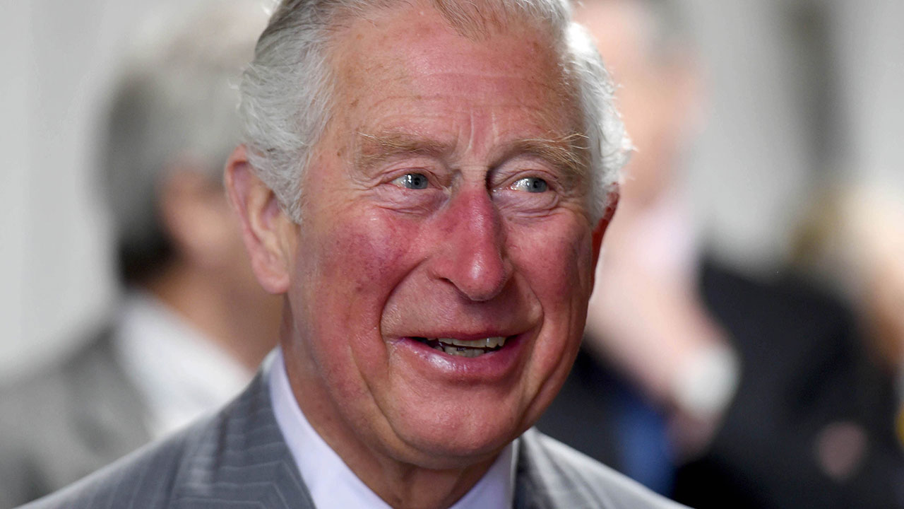 You can now do a tour of Prince Charles' private garden
