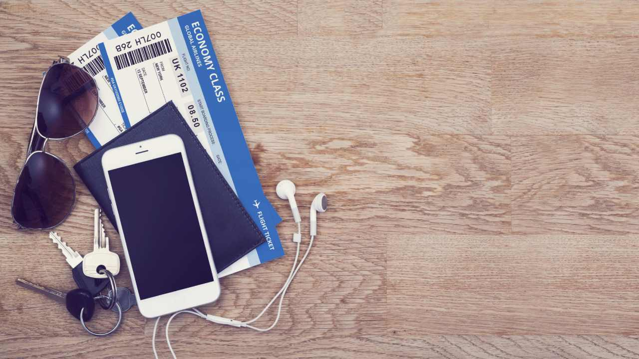 Travelling soon? Never do this with electronic items when boarding a flight