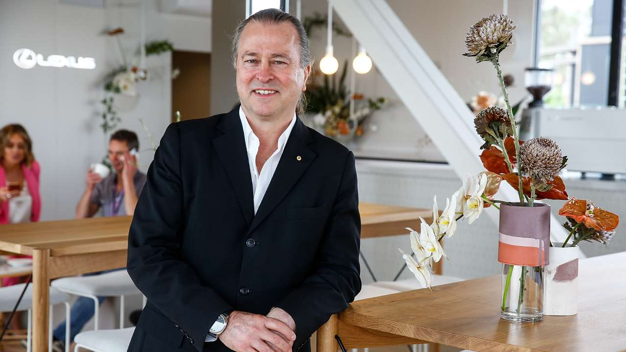 Neil Perry's secret to cooking restaurant quality meals from the comfort of your home