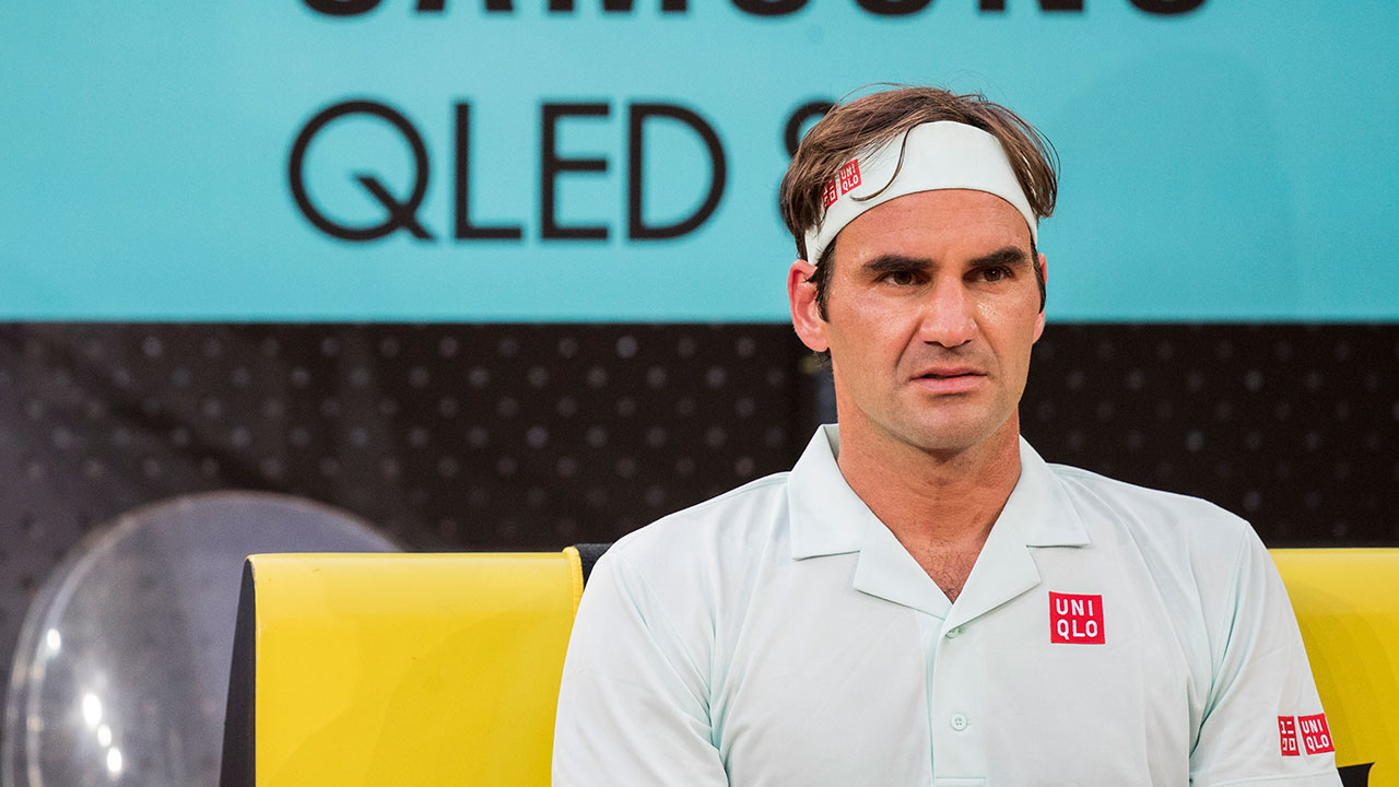 """Roger Federer's surprising family confession: """"They really test me"""""""