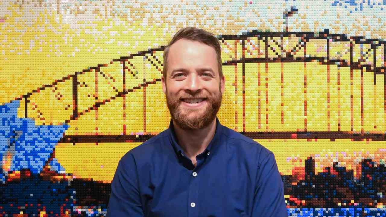 """I felt terrible!"" Lego Master's Hamish Blake admits to causing trouble on show"