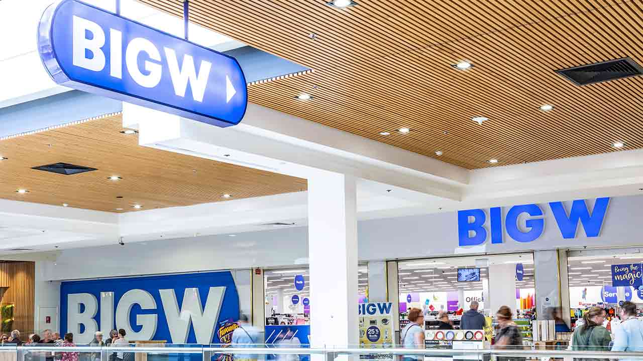BIG W begins massive cull of 30 stores across Australia
