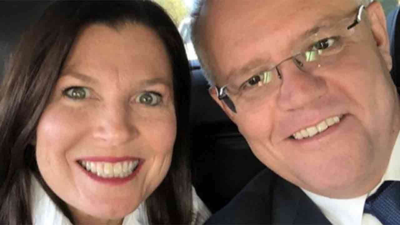 Everything you need to know about Scott Morrison's wife Jenny