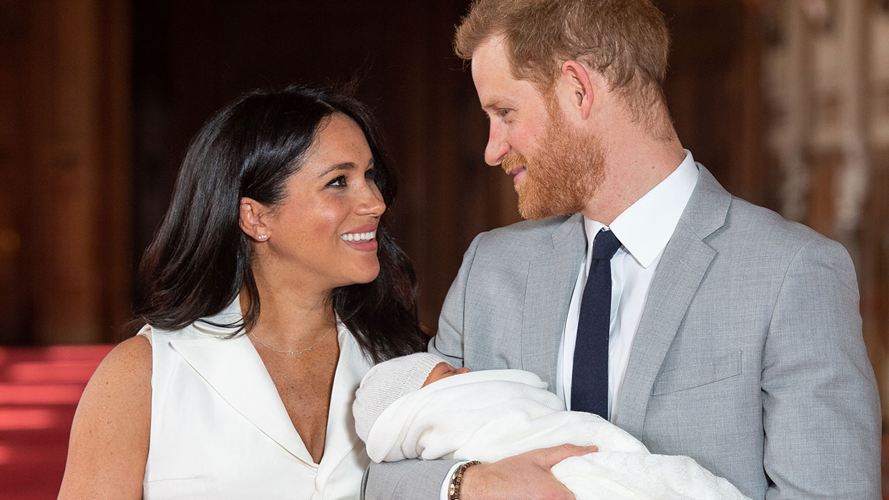 Duke and Duchess of Sussex celebrate Mother's Day with sweet new photo of Archie