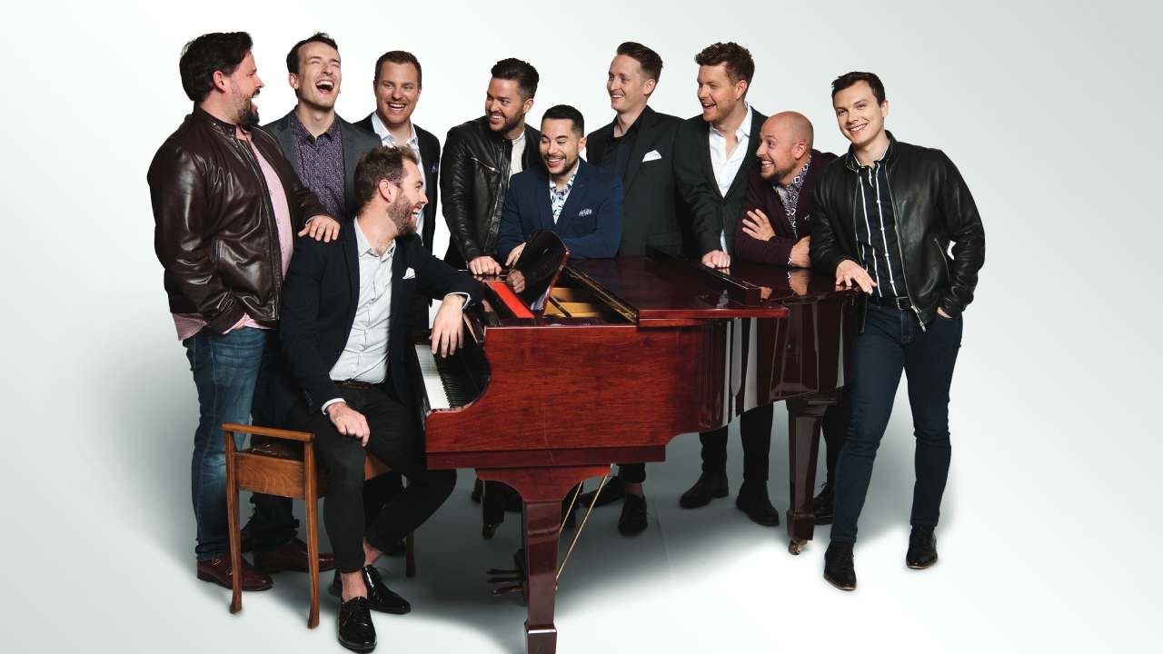 The Ten Tenors are back!