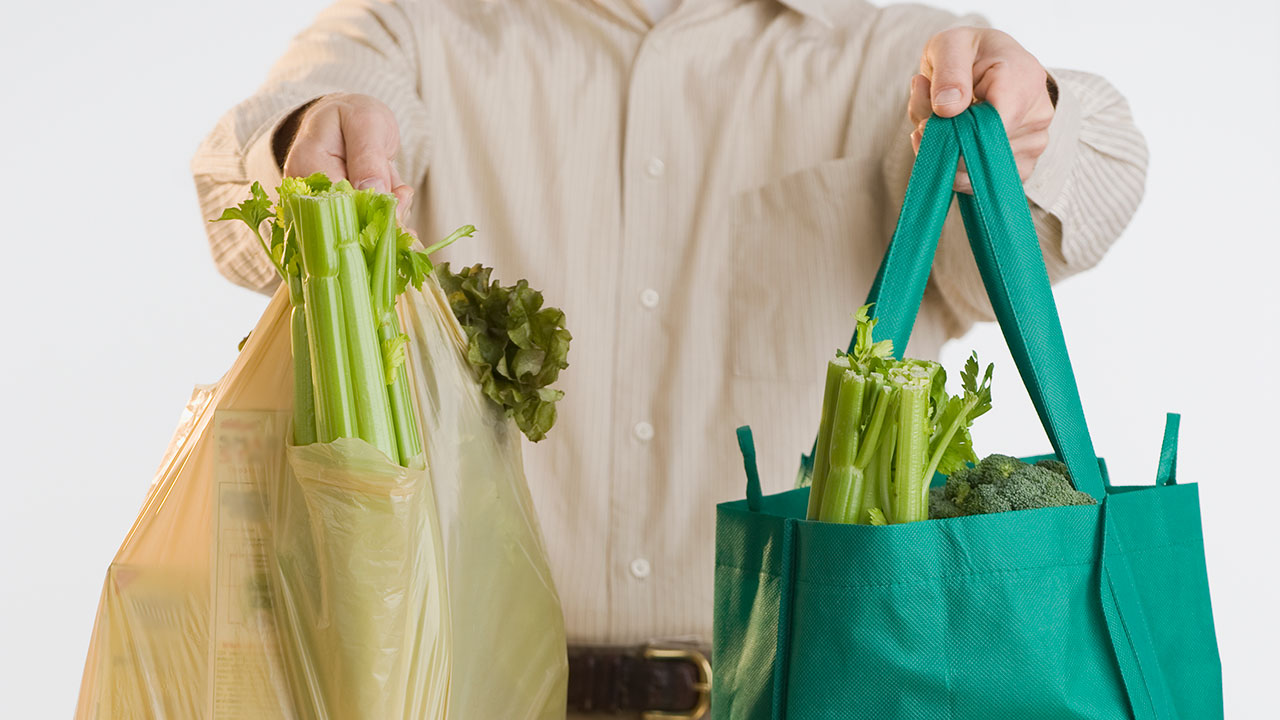 New research exposes big plastic bag myth