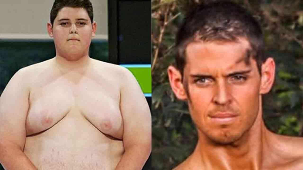 11 years on: What Biggest Loser winner Sam looks like now
