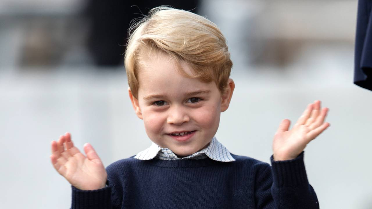 Whoops! Did Prince George reveal royal baby Archie's name months ago?