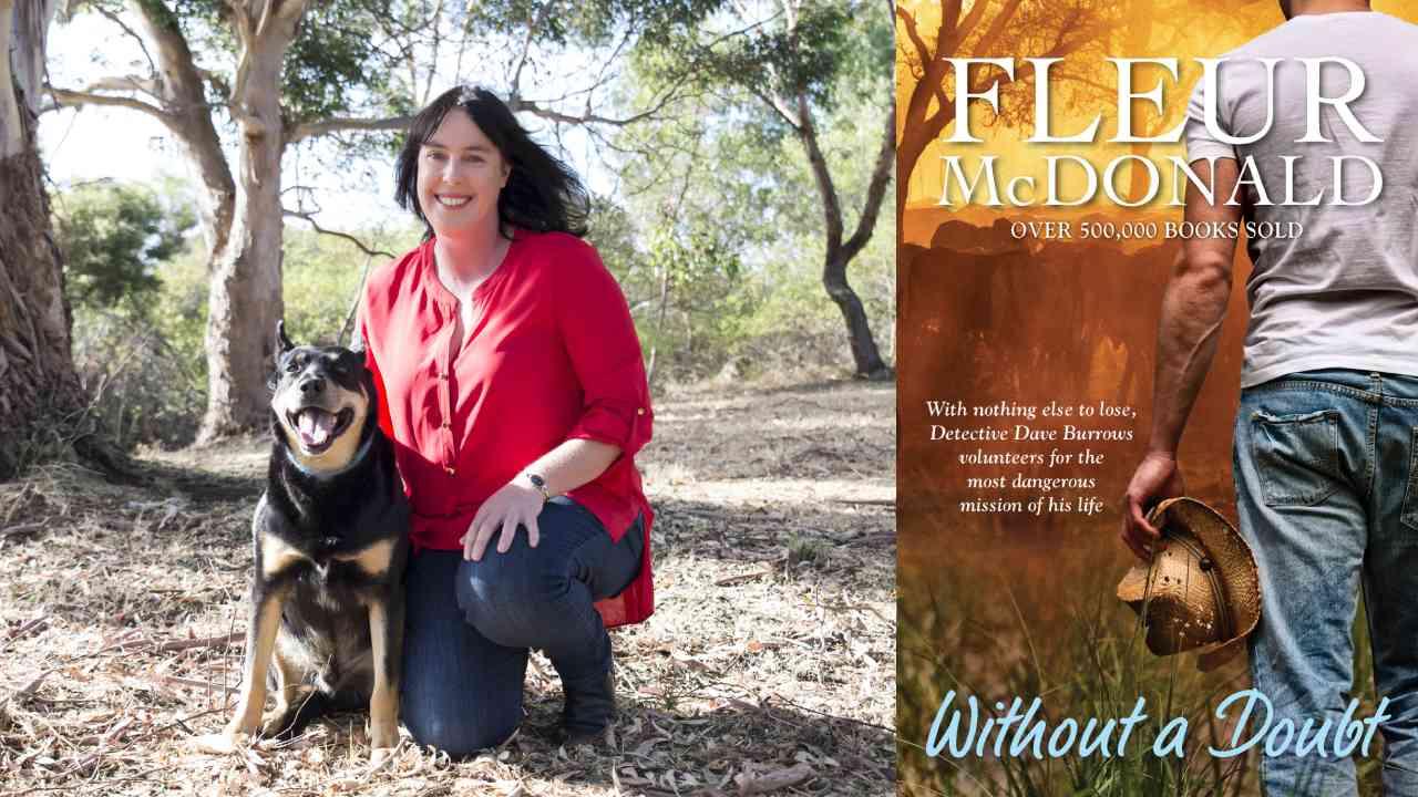 5 minutes with author Fleur McDonald