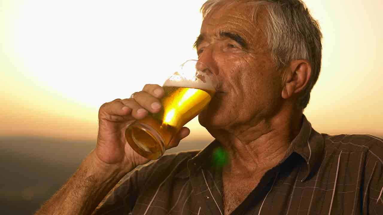 Need pain relief? Grab a beer instead of an aspirin