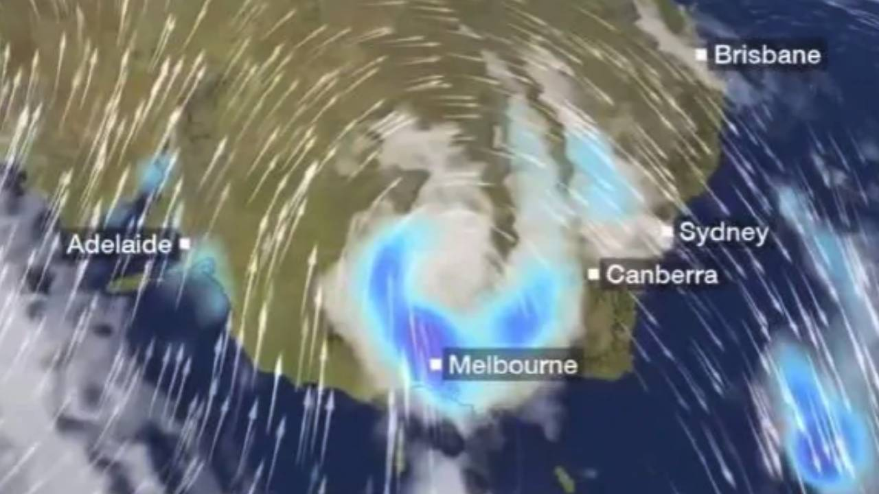 Grab your winter woolies: The coldest and wettest day of the year is here