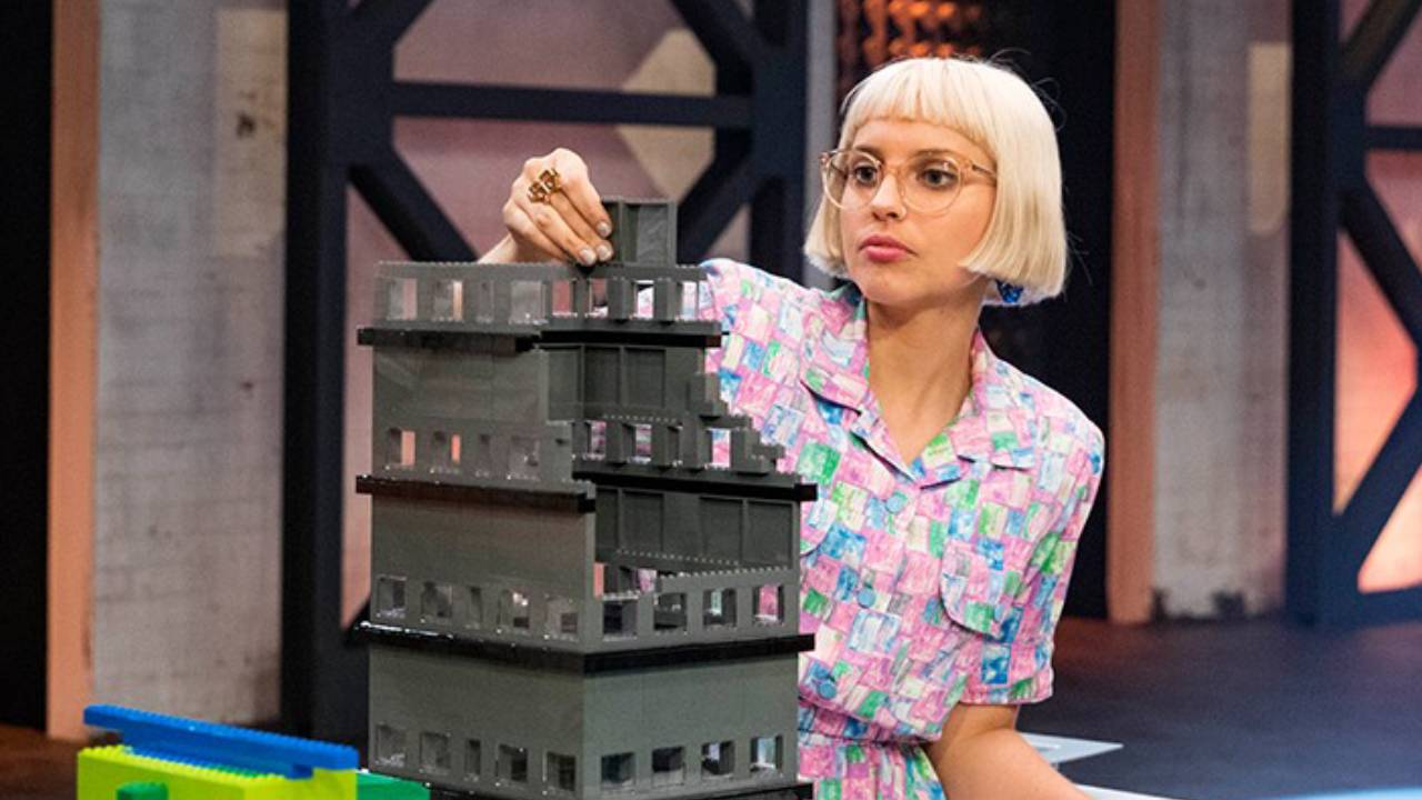 LEGO Masters star Maddy opens up about her challenging past