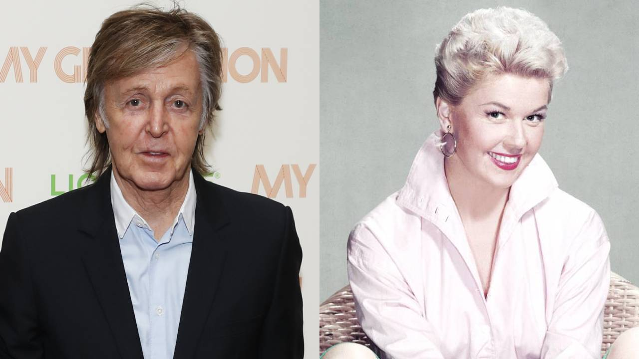 """Paul McCartney pays tribute to Doris Day: """"She was a true star"""""""