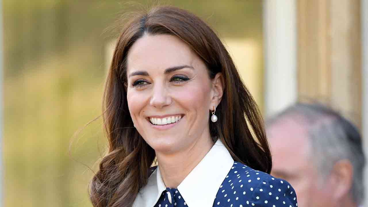 Duchess Kate stuns in blue as she honours her grandmother