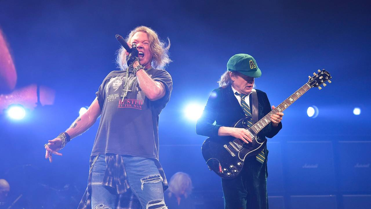 """""""We've been in the studio"""": AC/DC confirms new music is in the works"""