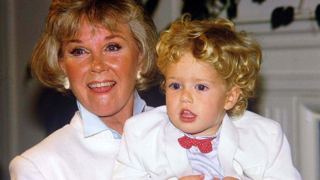 "Why Doris Day's grandson was ""cut off"" from seeing her"