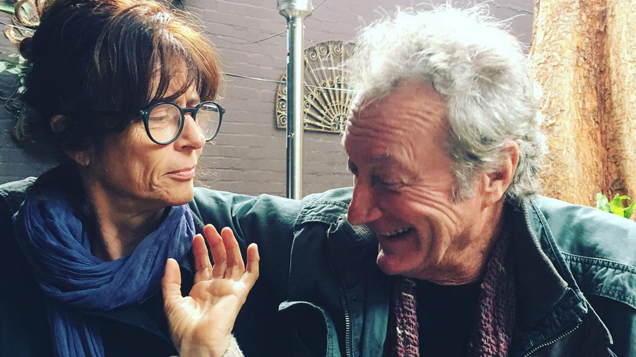 Bryan Brown and Rachel Ward become grandparents for the first time!