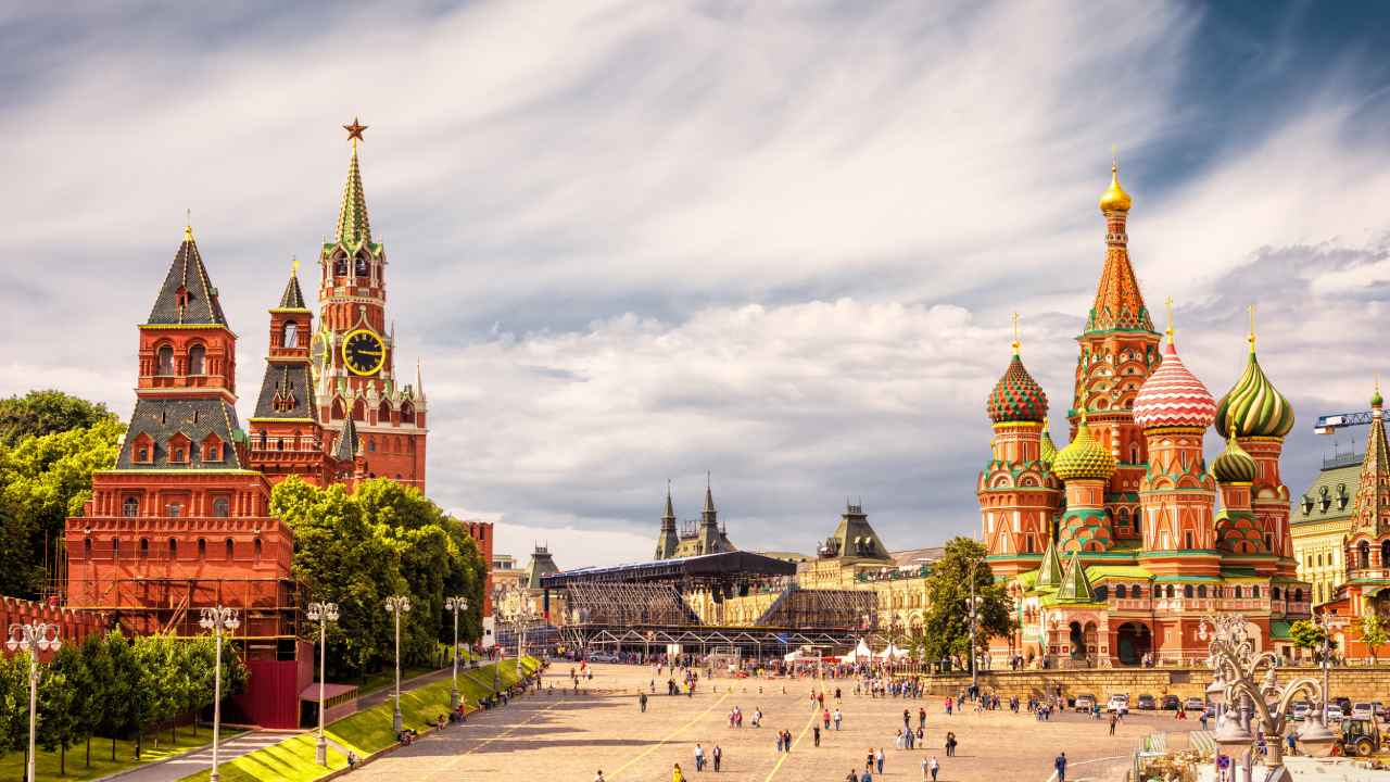 5 reasons to visit Russia
