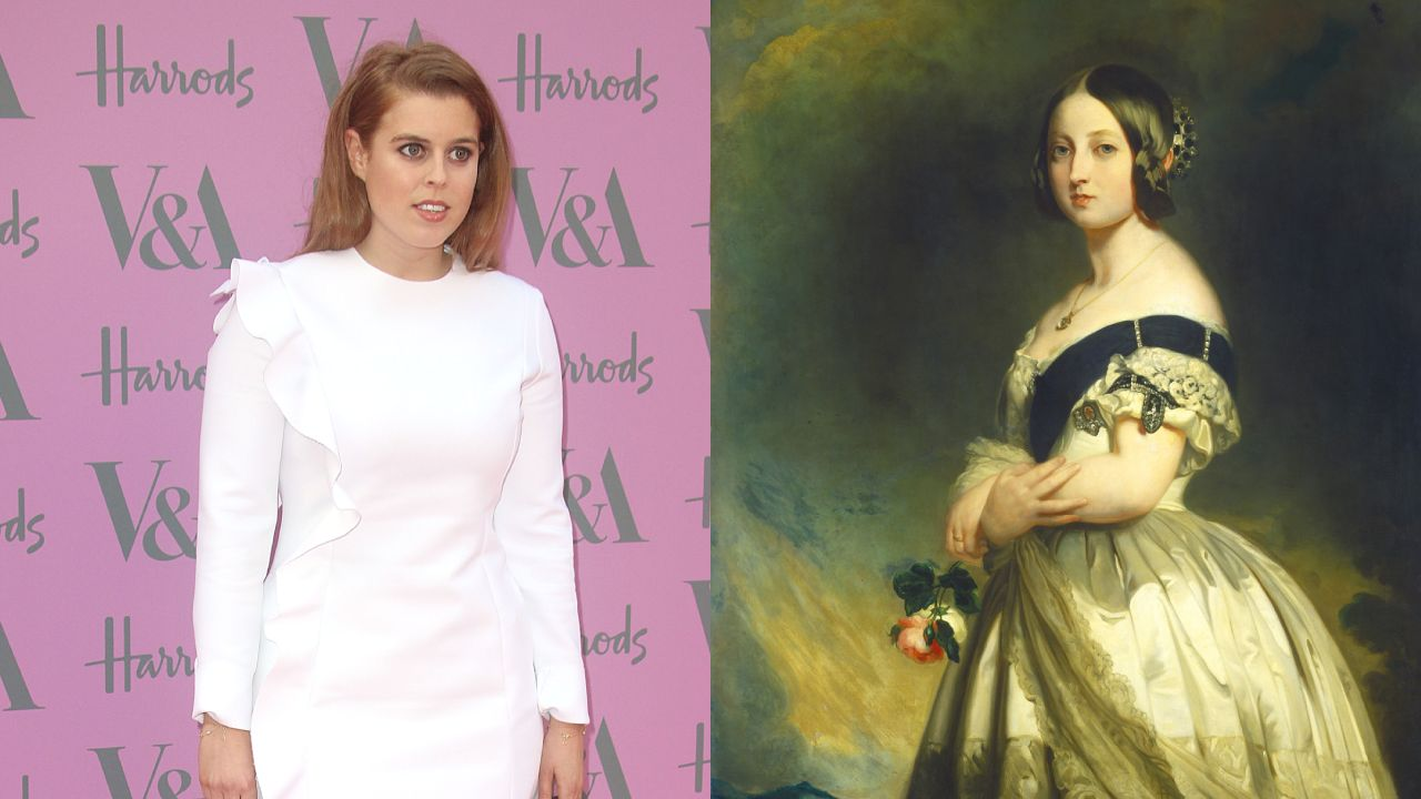 Princess Beatrice Looks Just Like This Famous Queen Oversixty