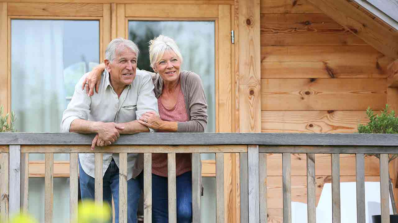 Would you consider shared housing later in life?