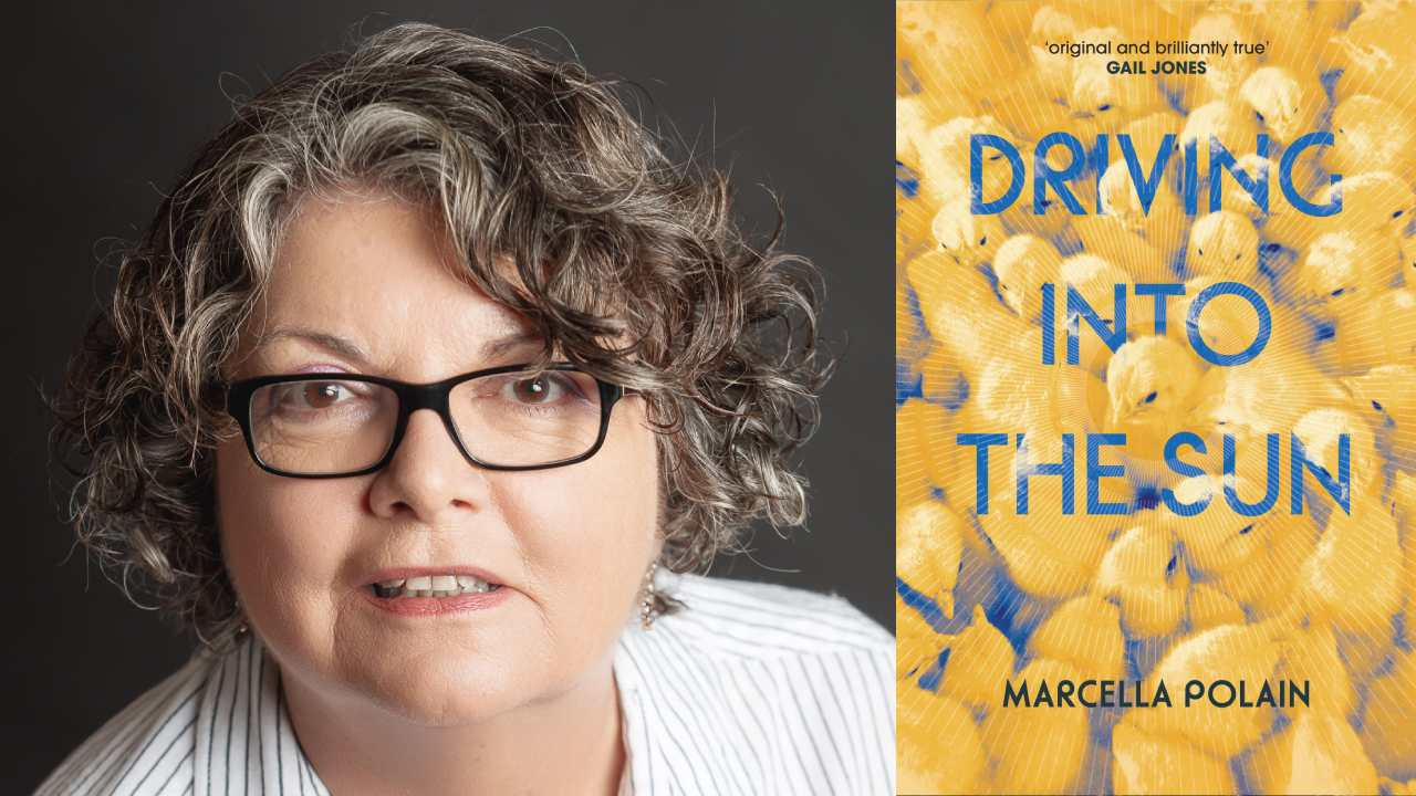 5 minutes with author Marcella Polain