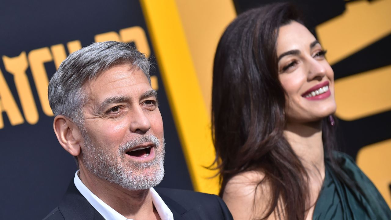 You can now go on a double date with George and Amal Clooney in Italy