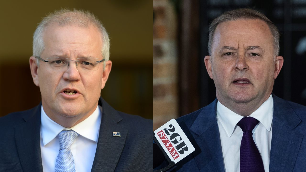 "Body language expert slams Anthony Albanese: ""Scott Morrison does so much better"""