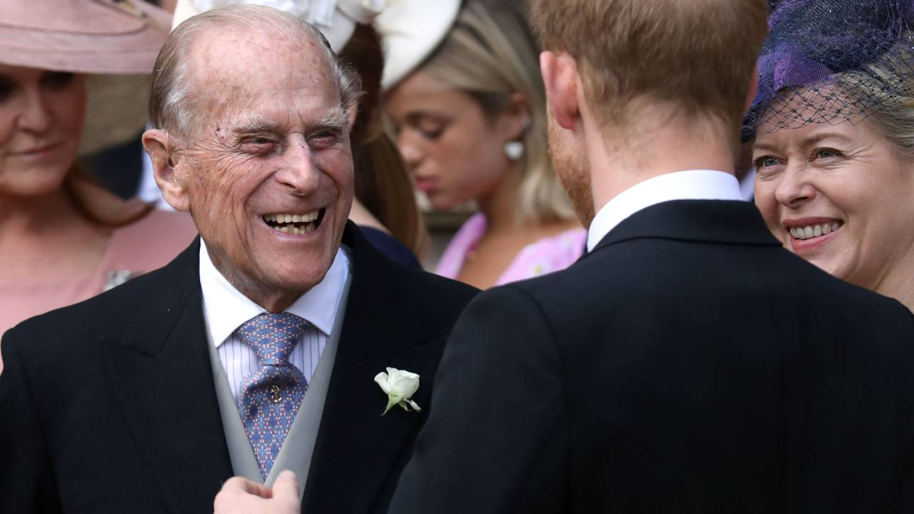 Royal birthday! Prince Philip turns 98