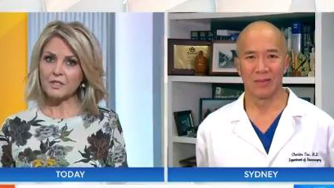 """""""Nothing to apologise for"""": Georgie Gardner hits back over controversial Dr Teo interview"""