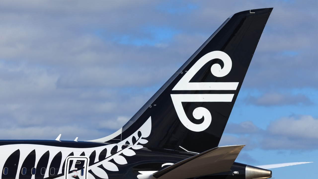 """""""Extremely proud to be making this announcement"""": Air New Zealand announces major change"""