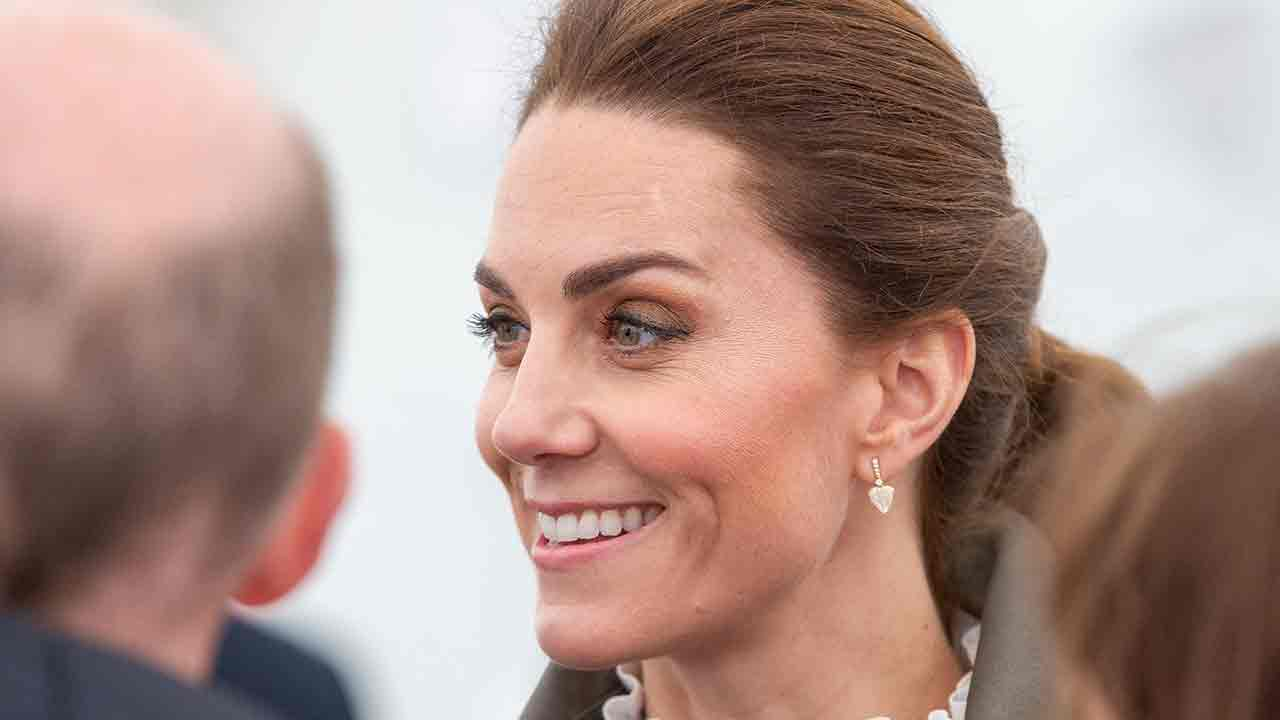 Back to nature: Duchess Kate like we have never seen her before!