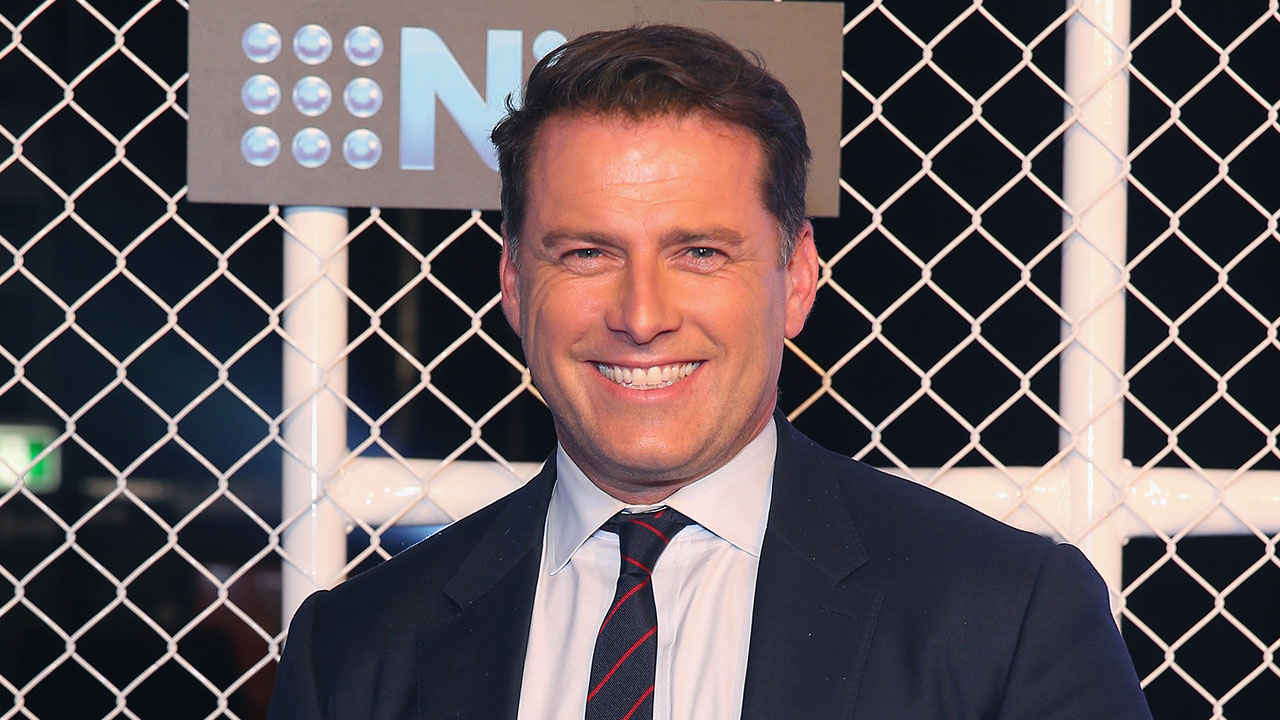 """It's not true"": Karl Stefanovic denies reports he's returning to the Today show"