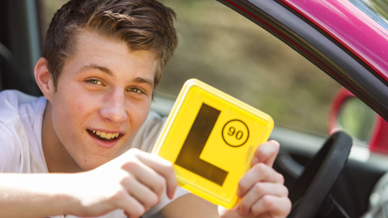 Share your car with an L-plater? You could be slapped with a $161 fine