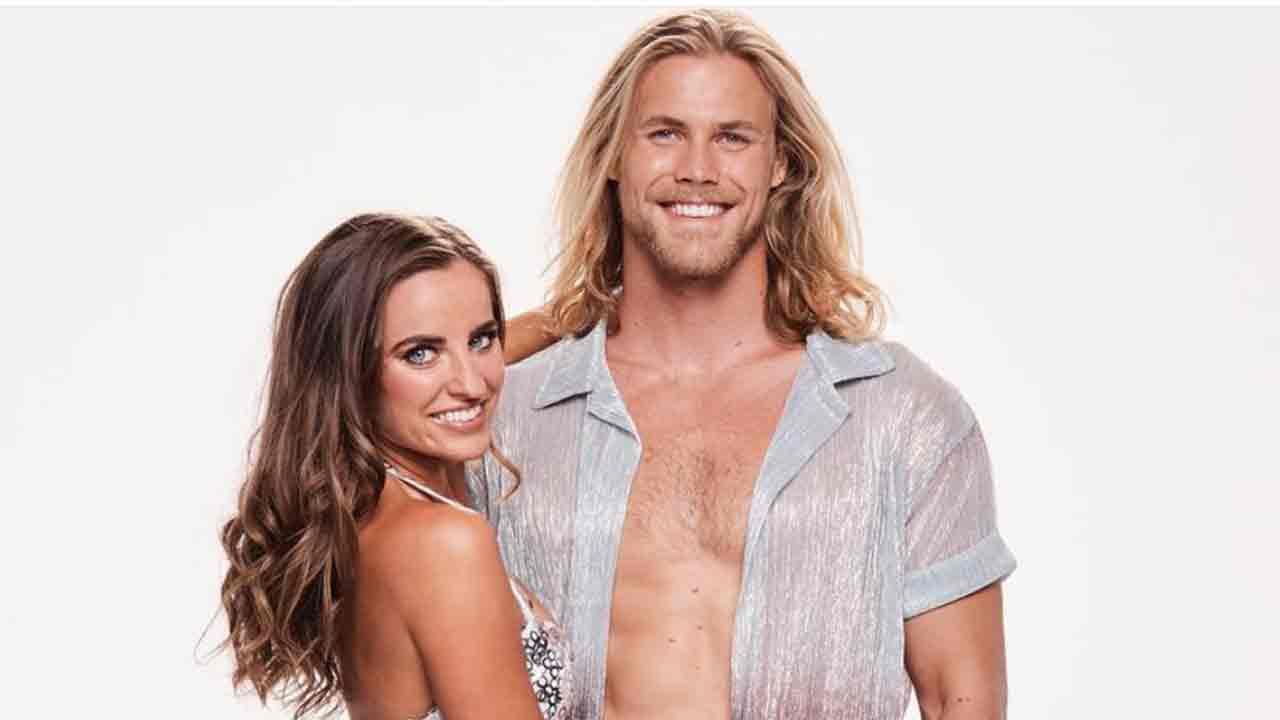 Jett Kenney finally confirms DWTS romance rumours