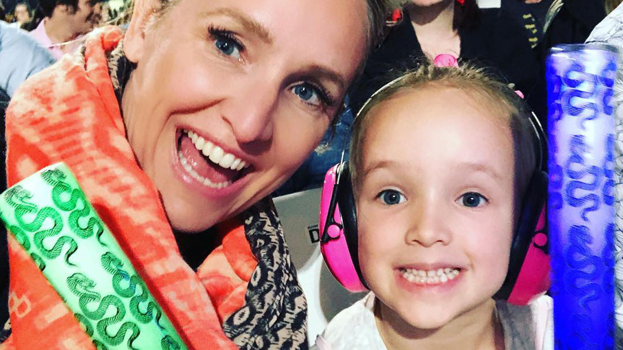 """Fifi Box's sweet party for daughter Trixie: """"What a beautiful idea"""""""