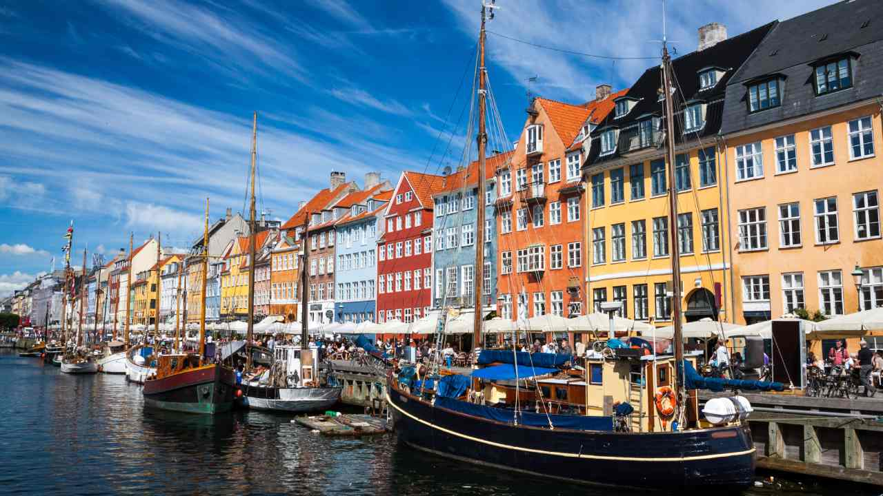 Finding happiness in Copenhagen