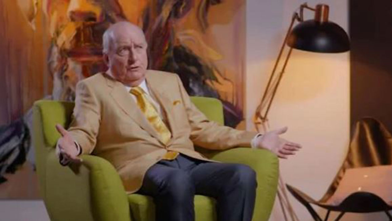 "Alan Jones' rare admission of regret: ""They merit an apology by me"""