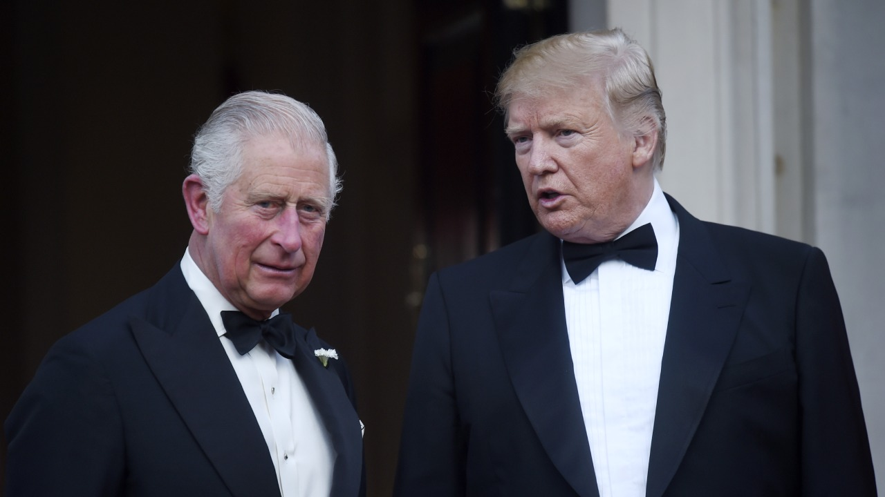 Donald Trump mocked over embarrassing gaffe about Prince Charles