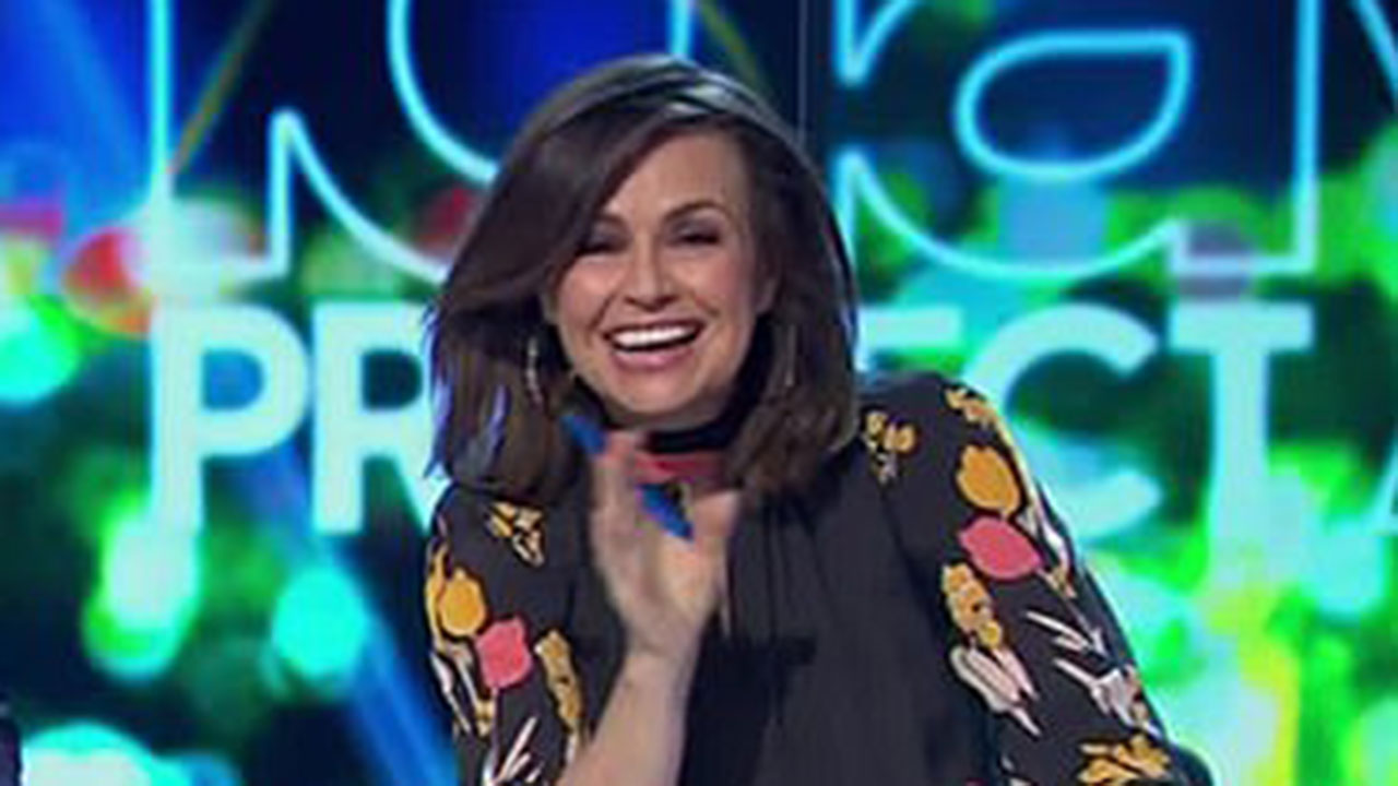 """I'm done"": The X-rated remark that left Lisa Wilkinson speechless"