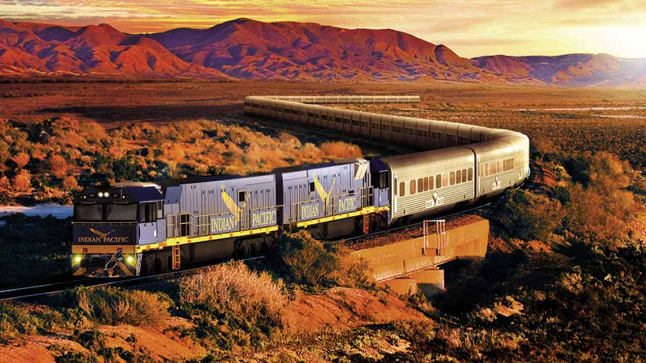 An unforgettable journey across Australia on the Indian Pacific