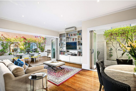 Radio star sells luxury Sydney home for $2.4 million to famous chef