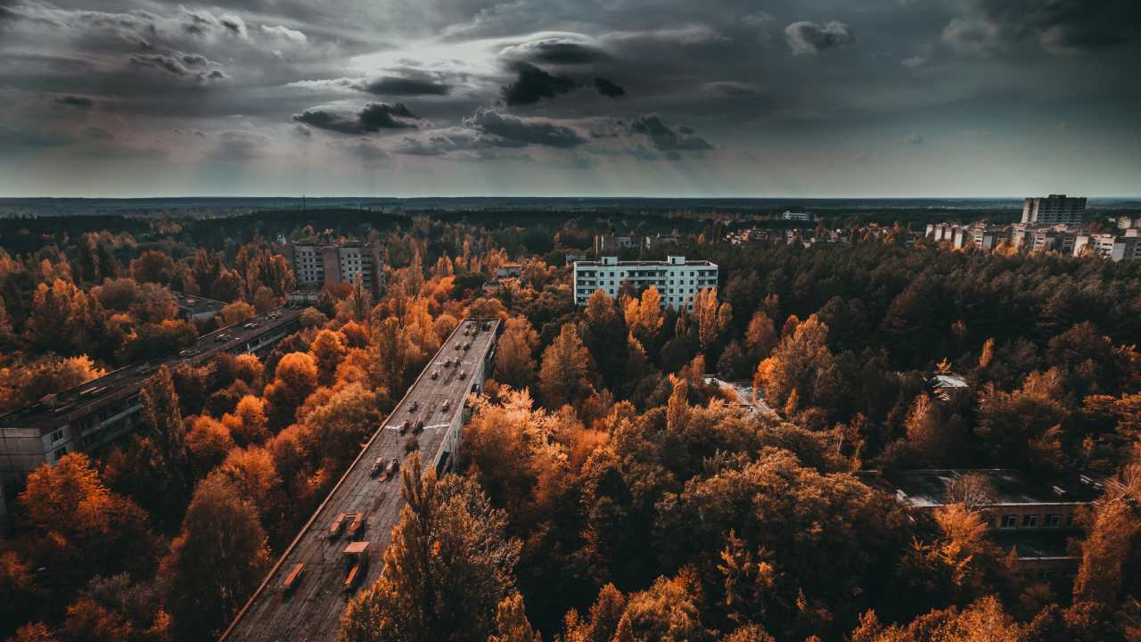 Why tourists are flocking to Chernobyl