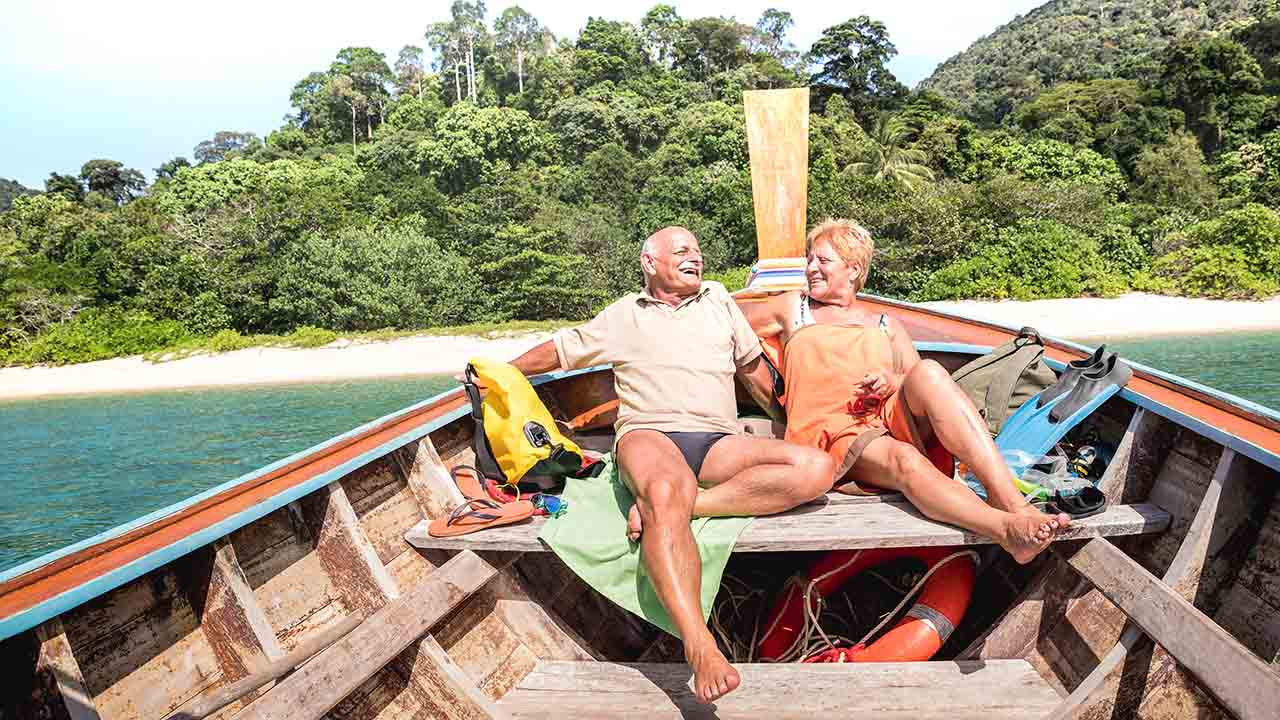 Stay younger for longer – why travelling is a must