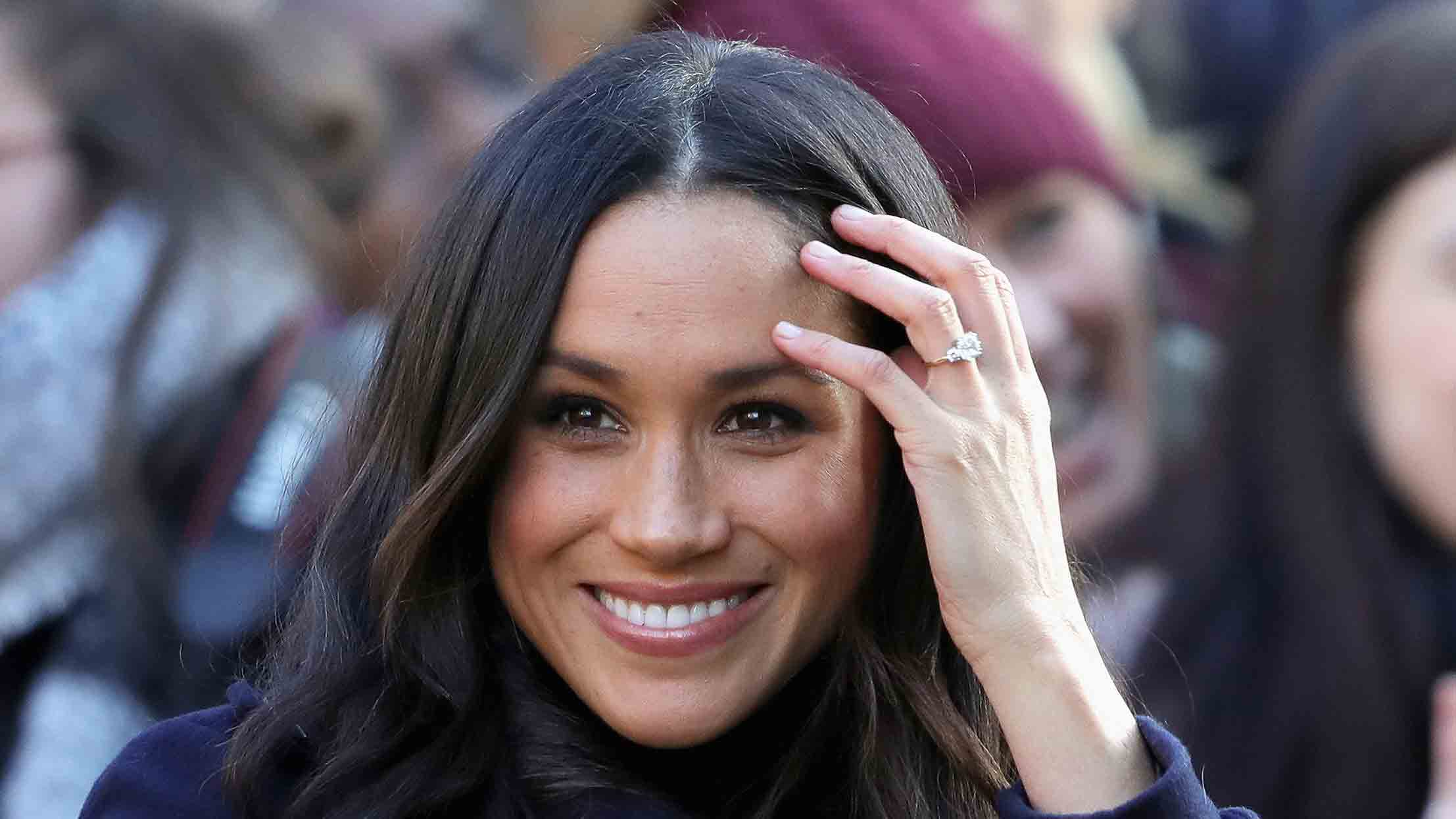 Fans spot major change to Duchess Meghan's engagement ring