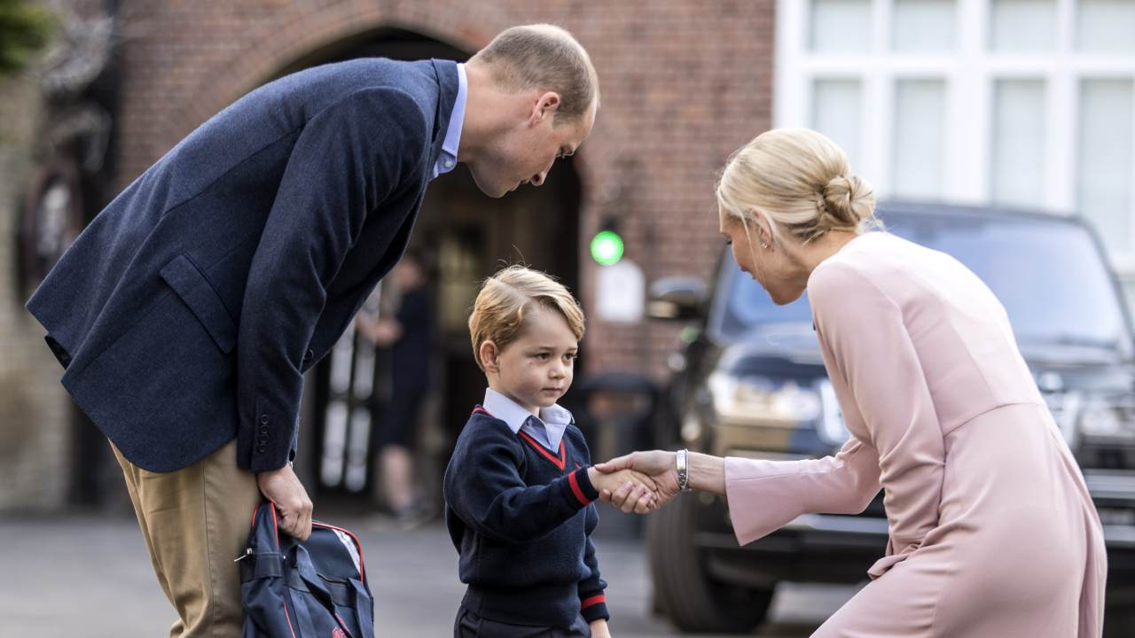 Prince William's best friend is getting married – to Prince George's teacher!