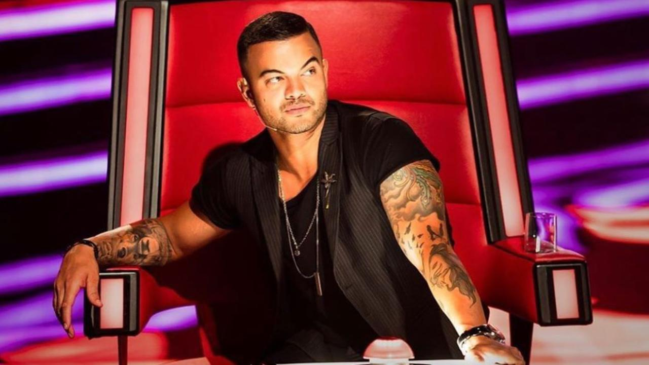 Guy Sebastian's heartbreaking fat-shaming confession on The Voice