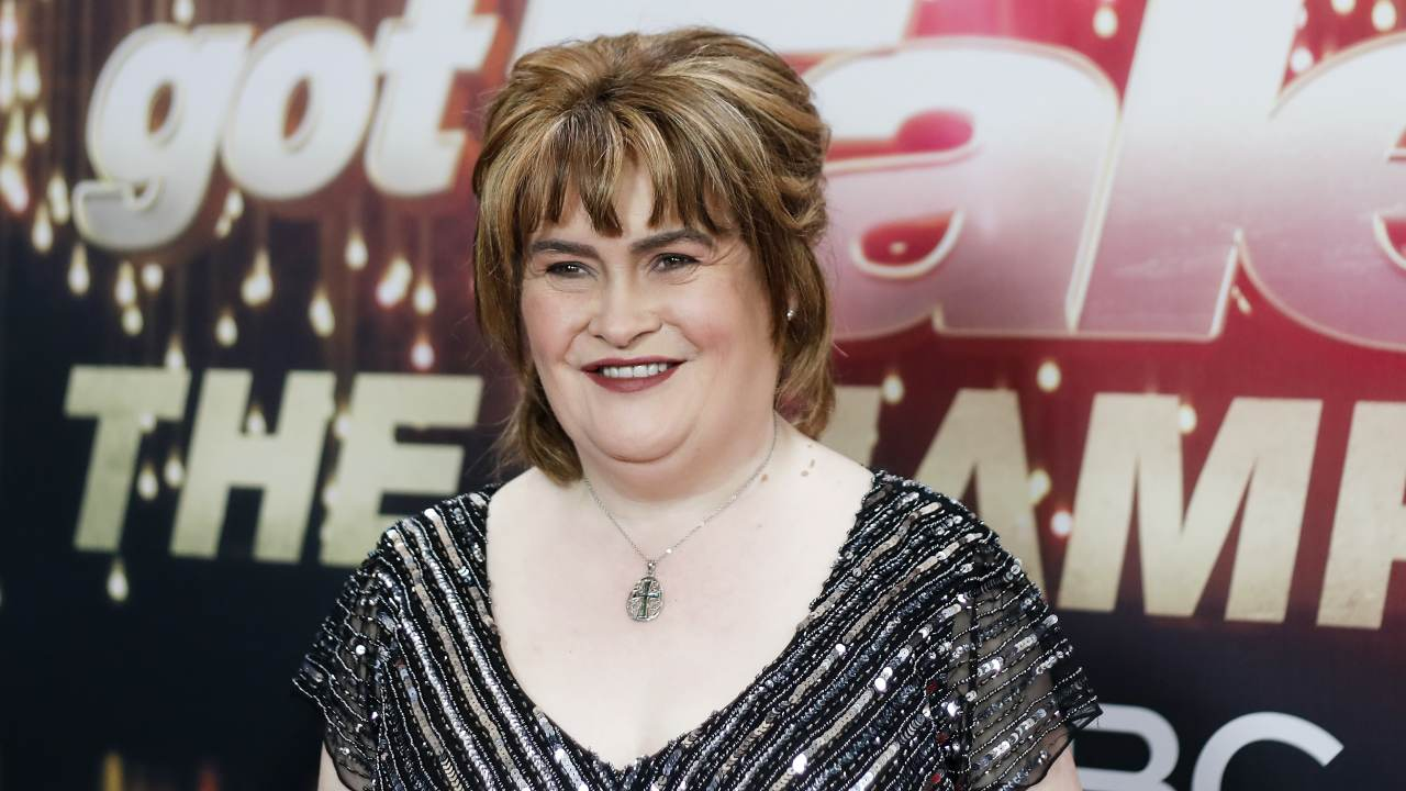 Susan Boyle opens up about plans to start a family at 58