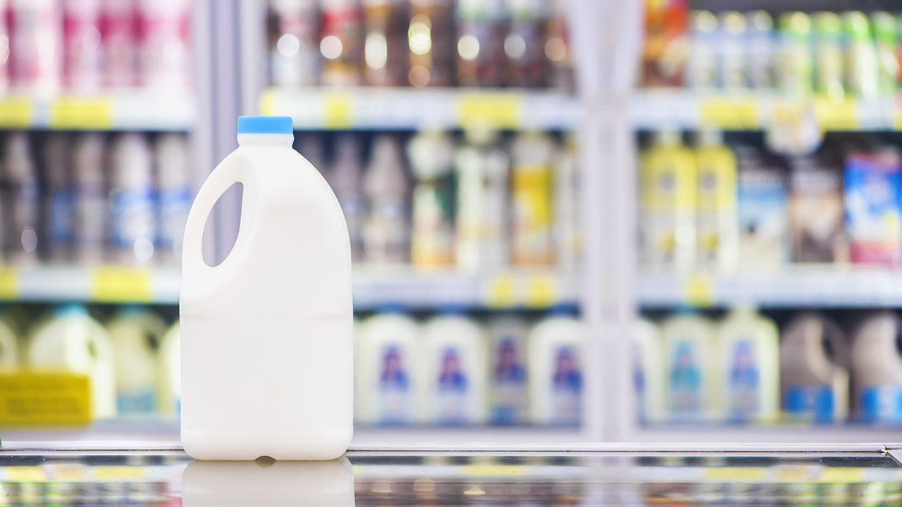 E. coli in milk won't necessarily make you sick – but it signals risks from other bacteria