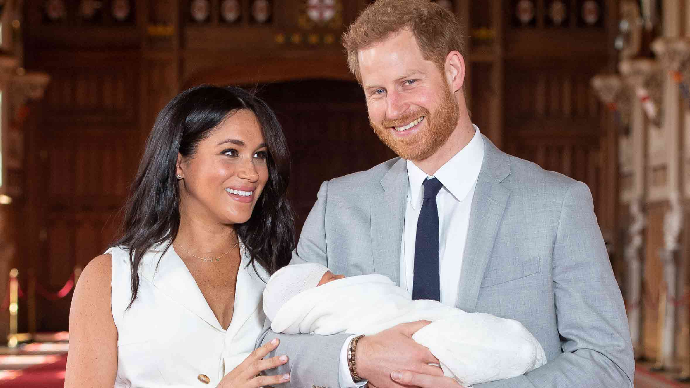 """We're finally going to see Archie! Prince Harry and Meghan announce """"first official tour as a family"""""""